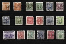 Asia – Collection of stamps of various origins