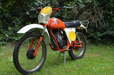 Testi - Real 50cc Enduro - 1980's