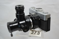 Great olympus PM-6 microscope camera