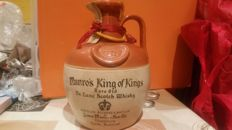 Munro's King of Kings decanter 70cl, in original box, bottled 1960s