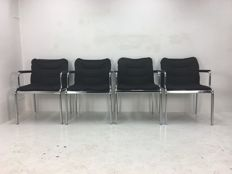 Designer unknown – set of 4 chairs