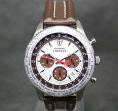 DETOMASO Firenze men's watch Chronograph leather strap new