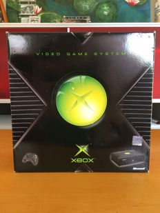 Xbox Classic - boxed sealed