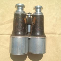 Field binoculars; used during New South Wales Contigent Australia - 1885