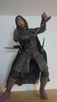 Figure Aragorn - Lord of the rings LOTR