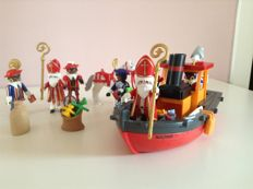 Playmobil Nicolas and christmas - birth of jezus