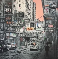 "Nick Walker - ""Basking in the Glory"" The Morning After - Hong Kong"