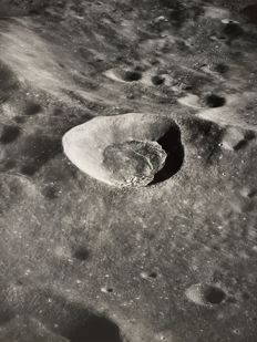 NASA - Apollo 10 - View of Moon from spacecraft - 1969