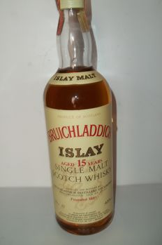 Bruichladdich 15 years old - bottled early 1980s