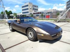 Chevrolet - Corvette Tuned Port-Injection 350CI V8 Cabriolet - 1987