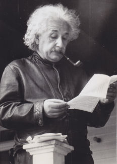 Unknown/Associated Press - Prof. Albert Einstein - Princeton - 1938