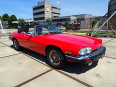 Jaguar - XJ-S 5.3L V12 Convertible (matching numbers) - 1990
