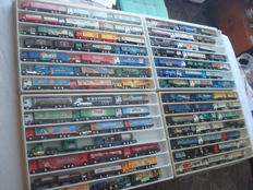 Collection - brewery trucks, promotional trucks, a few classic trucks and rarities, in collection boxes, 83 items