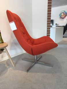 Scholten & Badjings for Gelderland - swivel armchair 7405