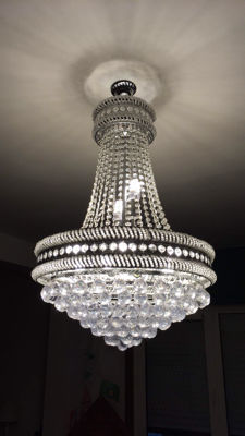 A chandelier - recently made.