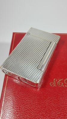 S.T. Silver Plated Dupont