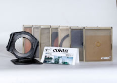 7 COKIN filters P version with filter holder