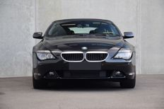 BMW - 630i decappottabile - 2006