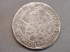 Germany, Saxony-Albertinian Line - Taler silver coin, year 1610, Dresden.