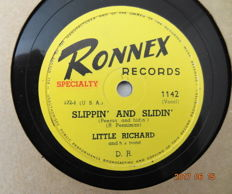 21 x Rock & Roll and Pop Music from the 50's on 78 RPM records