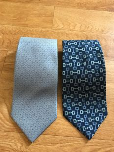 Gucci – Ties – Two Pieces
