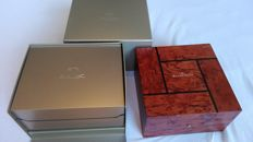 "Blancpain and ""Jaeger-LeCoultre"" boxes – Men's"