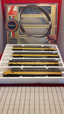Lima H0 - Mat '54 4-piece set of the NS