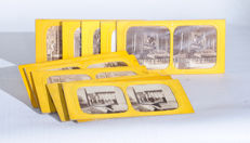 11 old stereo cards