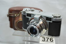 Leidolf Lordomat camera with bag