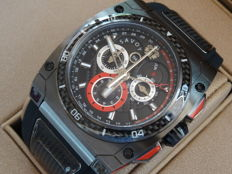 Savoy Extreme Carbon 43mm - Swiss Made Limited Edition  — Men