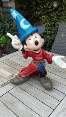 Disney, Walt - Figure - Mickey Mouse - Fantasia (1980s)