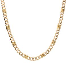 BWG 8 kt necklace - yellow gold