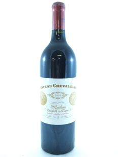 2005 Chateau Cheval Blanc, Saint-Emilion Grand Cru - 1 bottle (75cl) - 100/100 RP pts