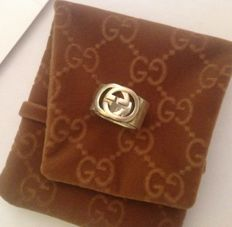 Gucci - ring in 925 silver - size 12 (IT)