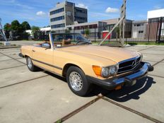 Mercedes-Benz - 450SL Roadster (Descapotable) - 1978