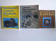 "Lot of 3 books ""Photography"""