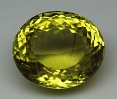 Lemon Quartz – 21.53 ct