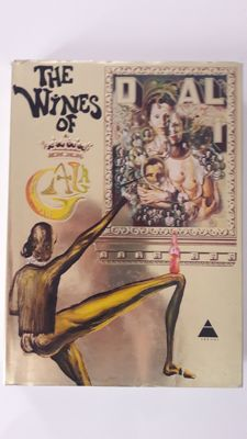 Dali - The wines of gala - 1978