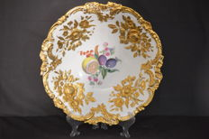 Impressive Meissen Bowl (30 cm), First Quality