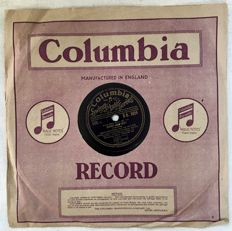 78s of Jazz Greats from the 1920s to the 1940s (Armstrong, Ellington, Waller, Krupa, Bechet, Mezzrow, Spanier)