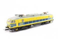 Roco H0 - 63998 - Electric locomotive Series 20 of the NMBS