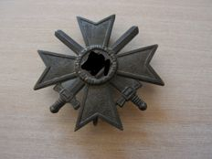 War merit cross 1st class with swords German WW2