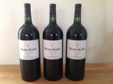2014 - Mouton Cadet Bordeaux - Baron Philippe de Rothschild - 3 Magnums 1,5 ltr