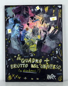 Max Oddone - Il quadro più brutto dell'universo (The ugliest painting in the universe)