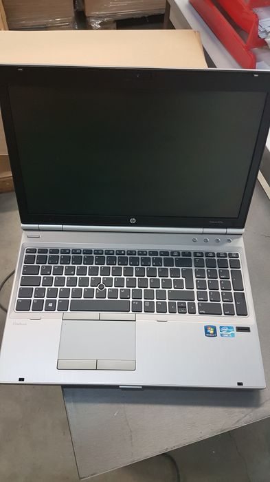Laptop HP EliteBook 8570p, Intel Core i5-3320M 2 60GHz, 4GB DDR3, 320GB  SATA, DVD-ROM + original charger - Catawiki