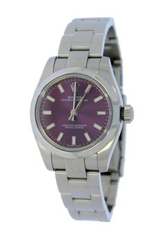 Rolex — OYSTER PERPETUAL 26 MM JUST TIME — 176200 — Women's — 2011–present day