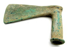 Bronze Age Military Axe Head - 113x71mm