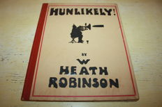 W. Heath Robinson - Hunlikely! - 1916
