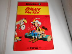 Lucky Luke T20 - Billy the Kid - B - EO (1962)