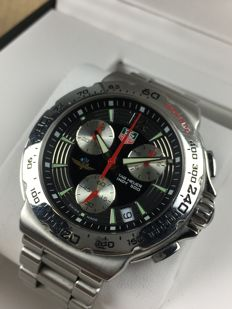 TAG Heuer — Indy 500 Formula 1 chronograph — CAC111B — Men's — 2000-2010